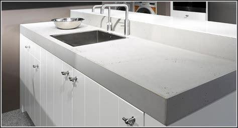 arbeitsplatte aus beton page beste wohnideen