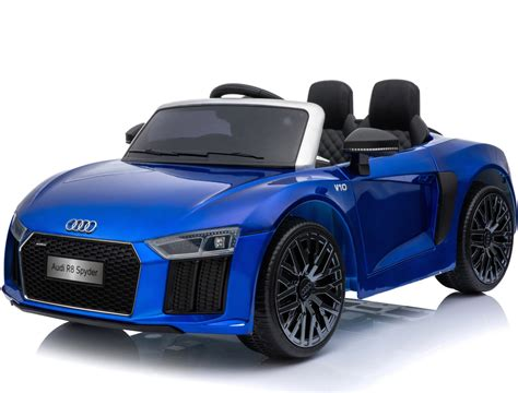 Audi R8 Spyder Electric Car by New Shape Licensed Audi R8 Spyder 12v Children S Electric