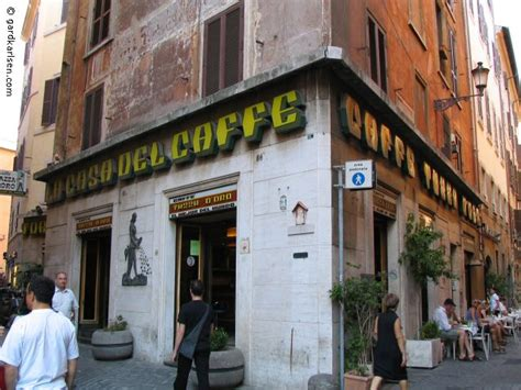 best coffee shop in rome gard s travel 187 archive 187 the best coffee in rome