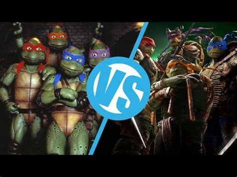 why ninjas are film s favourite characters amc international teenage mutant ninja turtles 2014 vs teenage mutant
