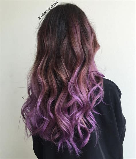 purple brown hair color the prettiest pastel purple hair ideas in 2018 hair