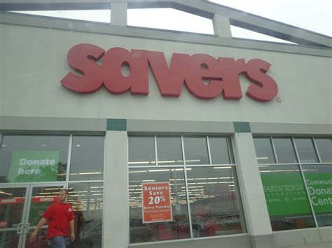 savers  reviews department stores   buckland