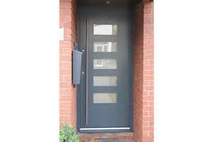 Modern Upvc Front Doors The Changing Of Composite And Upvc Front Doors