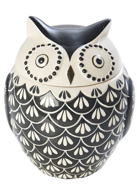 owl canisters 17 best images about owl cookie jar uil koektrommel on
