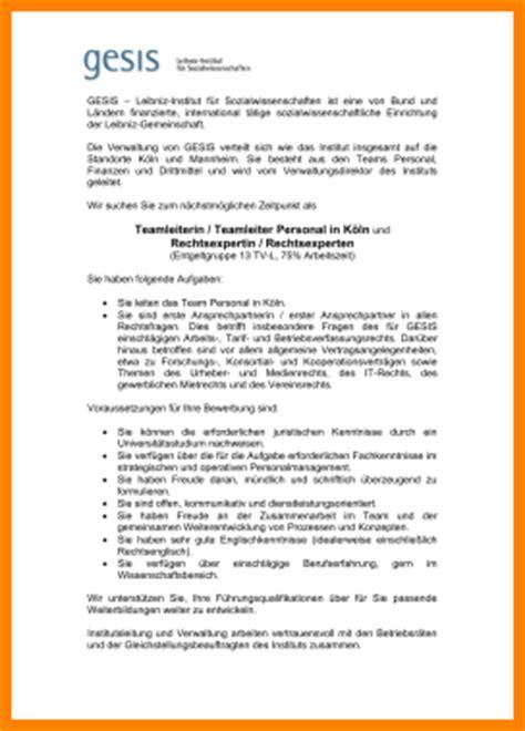 Anschreiben Bewerbung Muster Interne Stellenausschreibung Anschreiben Interne Bewerbung Interne Stellenausschreibung Stadt Laatzen 6 Interne