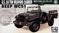 Kaos Oshkosh White Beep Beep truck model kits