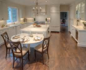 Kitchen Island With Table 30 Kitchen Islands With Tables A Simple But Very Clever Combo