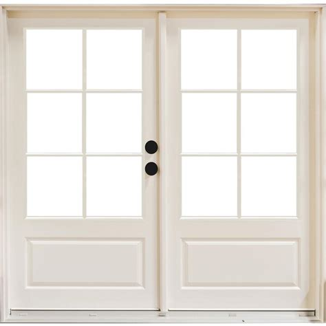 masterpiece patio doors masterpiece patio doors masterpiece 72 in x 80 in smooth