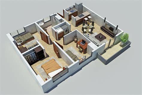 casas en 3d planos 3d gratis