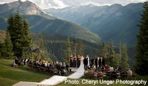 beautiful wedding venues in colorado outdoor weddings receptions in colorado mountain
