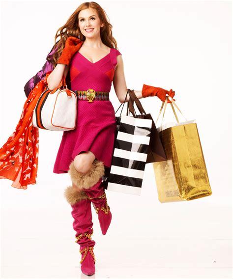 imagenes fashion love isla fisher confessions of a shopaholic movie photo
