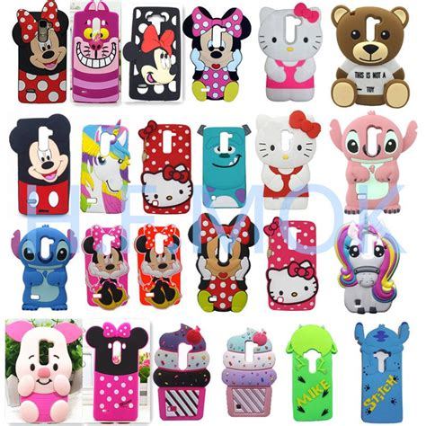 Samsung G V V Ace4 Silikon 3d 3d disney silicone soft phone cover skin for