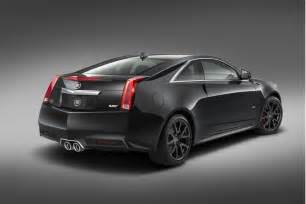 2015 Cadillac Cts Coupe V 2015 Cadillac Cts V Coupe Special Edition Announced Ahead