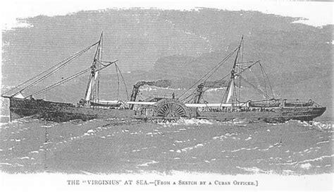 willy y el barco de vapor el virginius un buque ligado a santiago de cuba