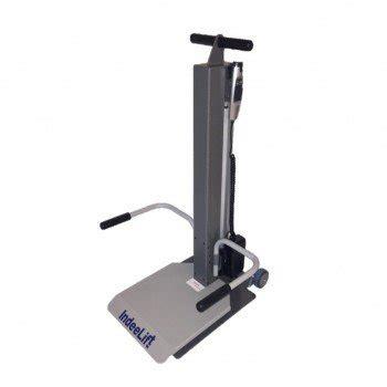 indeelift hfl 300 series / human floor lift for falls