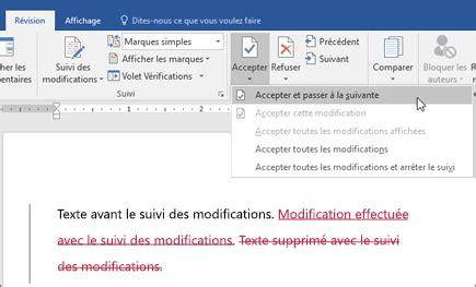 Suivi De Modification Word Mac by D 233 Marrage Rapide De Word Word