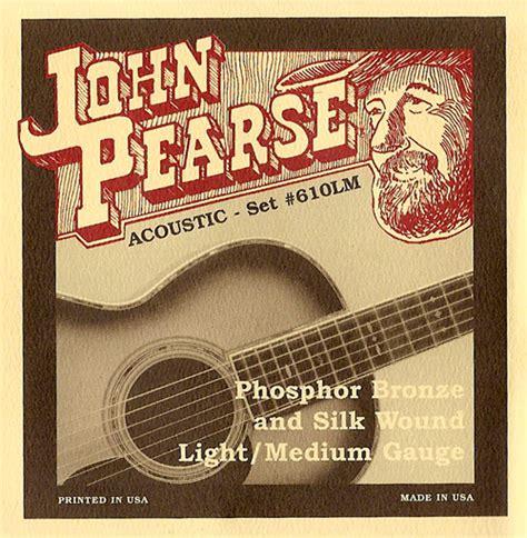 medium light guitar strings john pearse 2500 nickel electric guitar strings ez bend