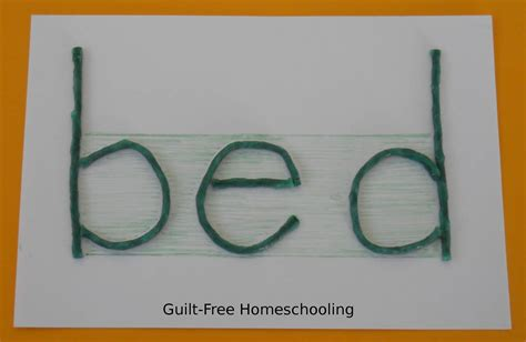bed synonym learning styles guilt free homeschooling