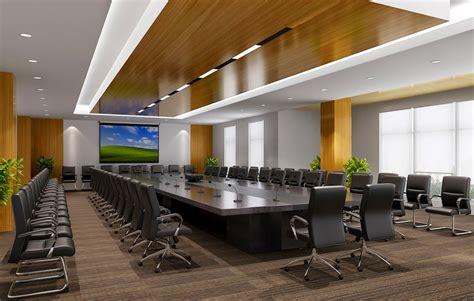 layout ruang rapat desain ruang meeting modern raja disain interior