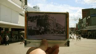 southend photographer brings the past back to life