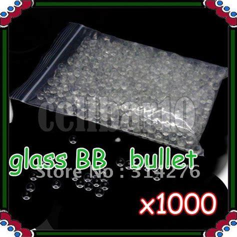 Bb Plastik 6 Mm aliexpress buy 1000pcs x 6mm glass marbles bb bullets for bb gun from reliable 6mm bullet