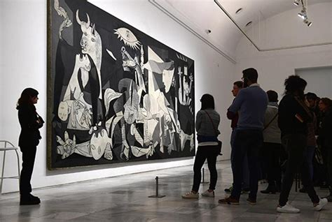 picasso paintings in reina sofia picasso s anti war painting guernica resonates even