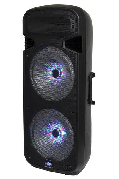 Dolphin SP 153BT 2500W Rechargeable Bluetooth Party
