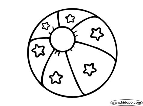 coloring page for ball ball coloring pictures lets coloring