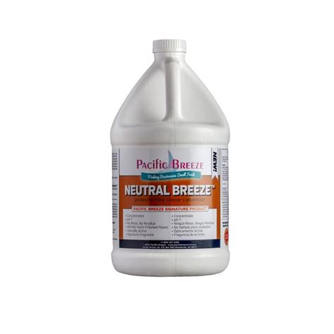 neutral ph neutral floor cleaner concentrate