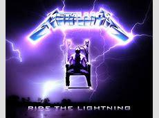 Metallica Ride The Lightning by Nextgenify on DeviantArt Metallica Ride The Lightning Tour