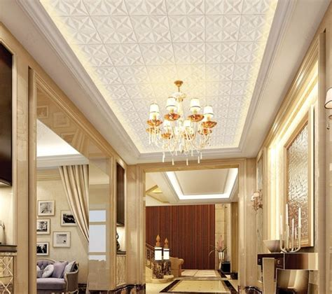 Wall Ceiling Designs For Bedroom by Modern Bedroom Ceiling Design Rendering 3d House Free
