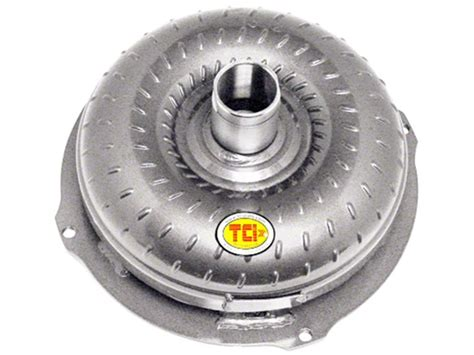 2 Step For Automatic Mustang by How To Install A Tci Fighter Torque Converter