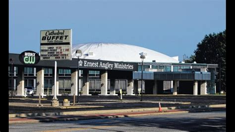 ernest angleys cathedral buffet closes  order  pay