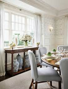 Dining Room Buffet In Front Of Window Hton Dining Room Julie Blanner Entertaining