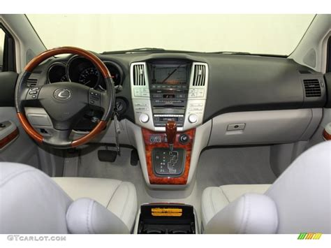 light gray lexus 2008 lexus rx 350 light gray dashboard photo 78179682