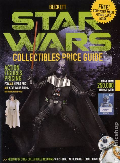 beckett wars collectibles 2 beckett wars collectibles price guide books wars collectibles price guide sc 2016 beckett comic