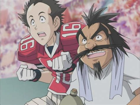 Anime Eyeshield eyeshield 21 episode 69 the field of despair anime planet