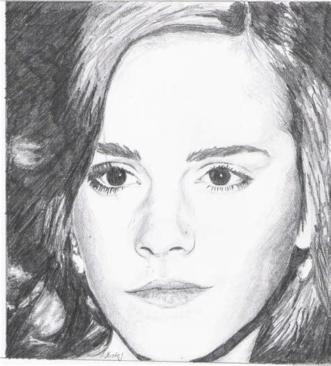 emma watson drawing drawing emma watson fan art 17644284 fanpop