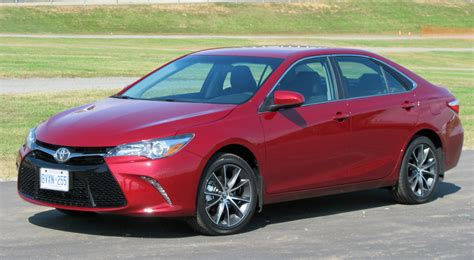 2015 Toyota Camry Review Wheels Ca