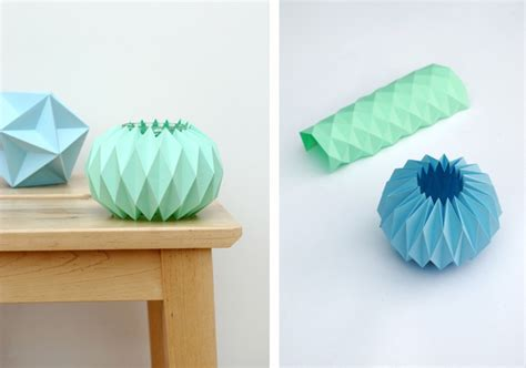 ionic accordion tutorial origami en decoracci 243 n 2013 el taller de las cosas bonitas