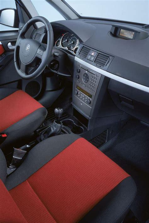 opel meriva 2006 interior 2009 opel meriva conceptcarz com