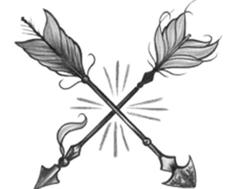 significato tatuaggio freccia wobba jack tattoo amp art