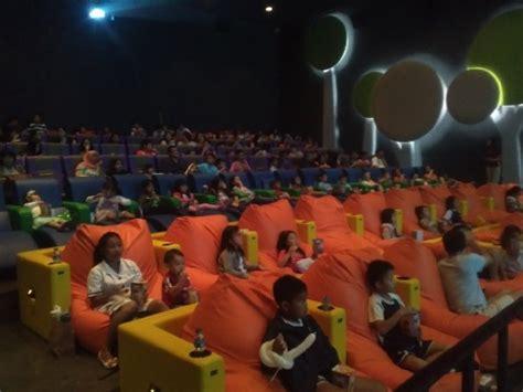 cinemaxx junior wow kini ada bioskop ramah anak di karawaci