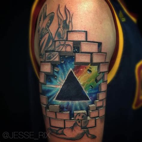 optical illusions tattoos optical illusion tattoos look awesome it s like there is
