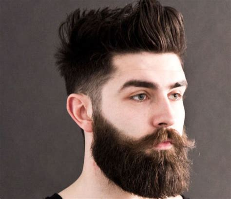 hairstyles for with beard 2016 beard styles for s hairstyles and