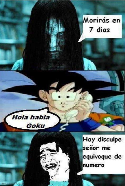 imagenes graciosas goku mundogoku com chistes de goku y vegeta