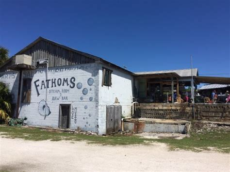 fathoms steam room and bar photo0 jpg picture of fathoms steam room and bar carrabelle tripadvisor