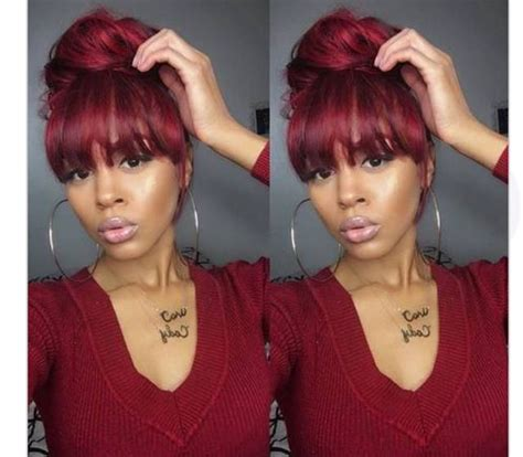 weave buns and bangs 150 best images about hairstyles on pinterest bobs