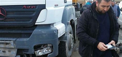 istanbulda feci kaza  kisi hayatini kaybetti
