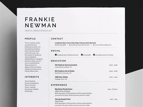 Resume Template Education Emphasis 1000 Ideas About Simple Resume Exles On Sle Resume Templates Resume Format